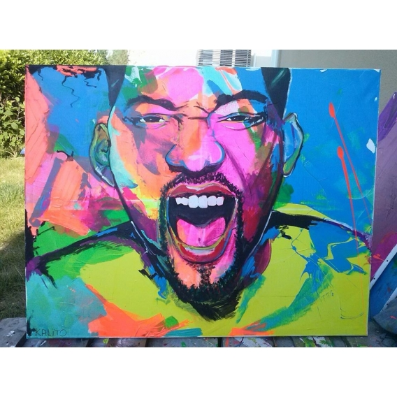 Will Smith Canvas