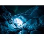 Photo d'Art Caverne Neige