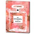 Tableau Design Chanel 5 Rose