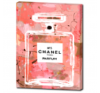 Tableau Design Chanel 5 Rose