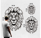Design Metal Decoration Lion