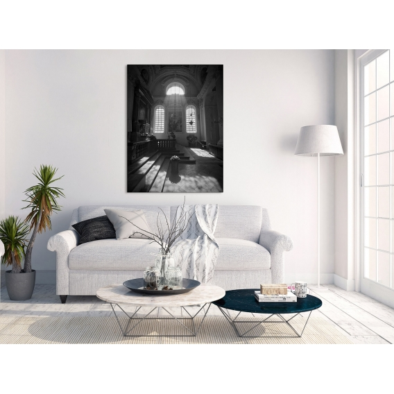 Castle Interior Art Photo