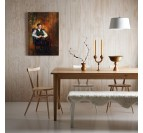 Shelby Chair Artist Canvas