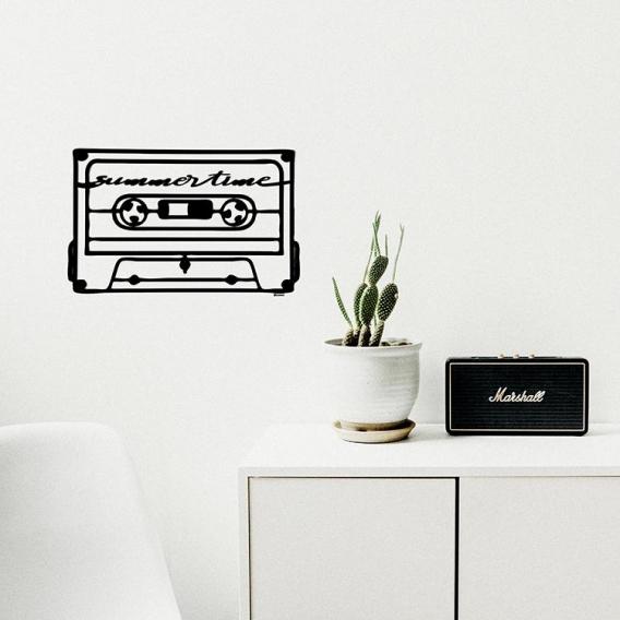 Décoration Bois Cassette