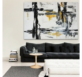 Contemporary Brush Oil Painting