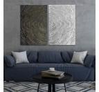 Peinture Contemporaine Spirale