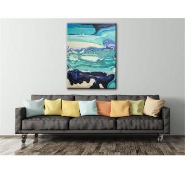 Peinture Abstraite Bluora