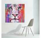 Peinture Collection Lion V