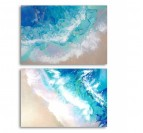 Peinture Moderne Ocean