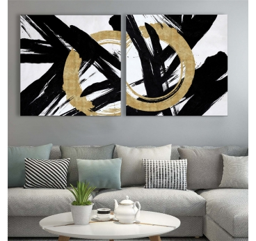 Calligraphy Wall Painting