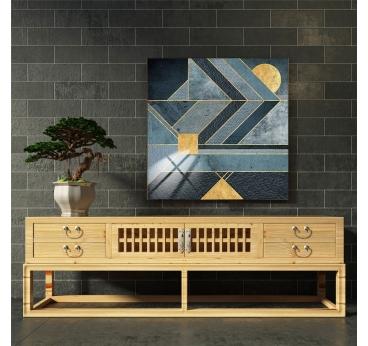 Scandinavian Oil Painting