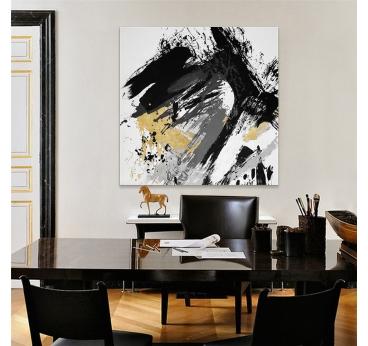 Toile Peinture Eclat
