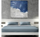 Stars Modern Painting