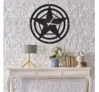 Star Metal Clock