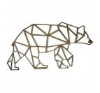 Décoration bois ours