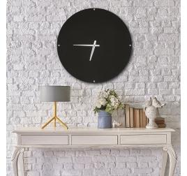 Horloge Métal Dark
