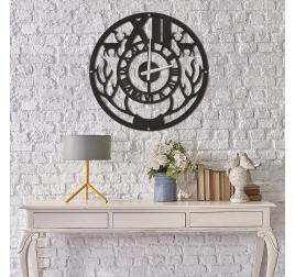 Horloge Murale Wild