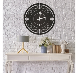 Horloge Métal Drys