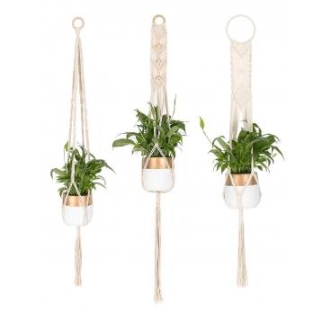 Plant Wall Macrame