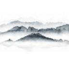 Peinture Moderne Montagne