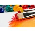 Peinture Contemporaine Brush