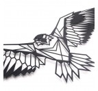 Eagle metal wall decoration