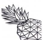 Pineapple wall metal decoration