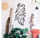 Décoration murale Métal Gato
