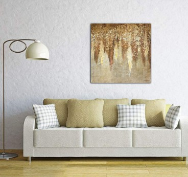 Tricium Oil Painting