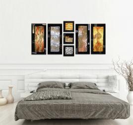 Five Elements Tableau Moderne