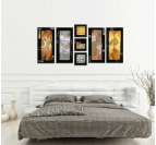 Five Elements Tableau Moderne