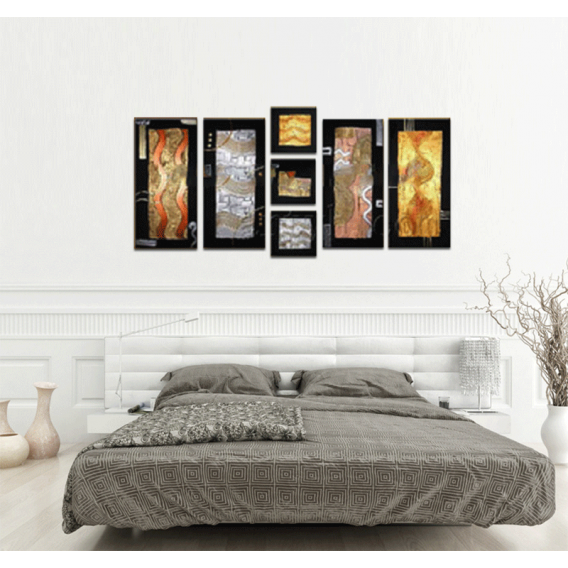 Five Elements modern painting