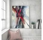 Tableau décoratif abstrait pour un intérieur tendance