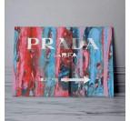 Prada pop art canvas for design wall decoration
