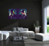 Daft Punk Human Robots Trendy Art Print