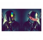 Daft Punk Human Robots Tableau Tendance