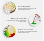 Utilisation et création de nos peintures par numéros Artwall and Co
