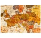 Détails de notre tableau moderne carte du monde antique