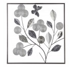 Metal frame plant as a wall decoration for your bedroom or living room