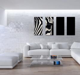 Zebra Eye Poliptyque Design