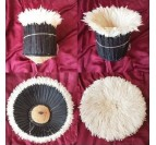 Presentation and operation of our decorative juju hat