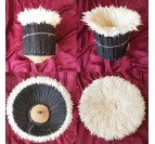 Creation and manufacture of our contemporary juju hat