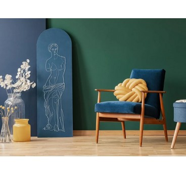 Vénus of Milo design wall decoration with a eco-friendly touch for you home decor