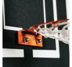 Qualité et fixation de notre jeux en déco murale métal basket ball