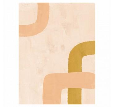 Tableau sur toile contemporain avec des couleurs claires pour votre intérieur