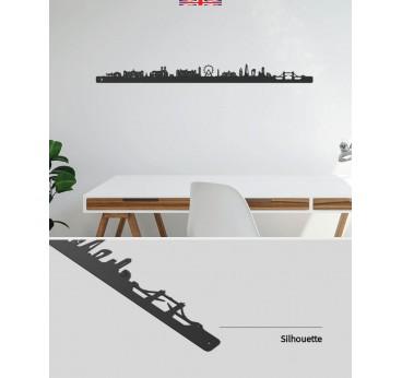 Skyline Londres pour un intérieur design