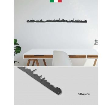 Skyline Venise en décoration murale métal pour votre intérieur