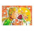 Toile murale imprimée du Petit Prince pour votre intérieur avec une touche de poésie