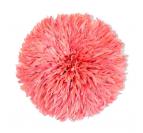 Juju hat rose pastel pour une décoration murale ethnique et africaine