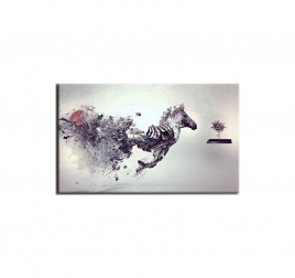 Vente tableau design peinture abstraite tableau deco for Tableau exterieur